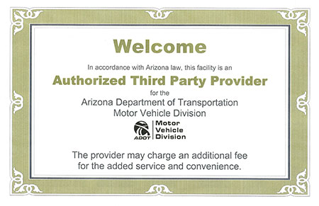 Az motor vehicle dept vehicle ideas for Department of motor vehicles phoenix az